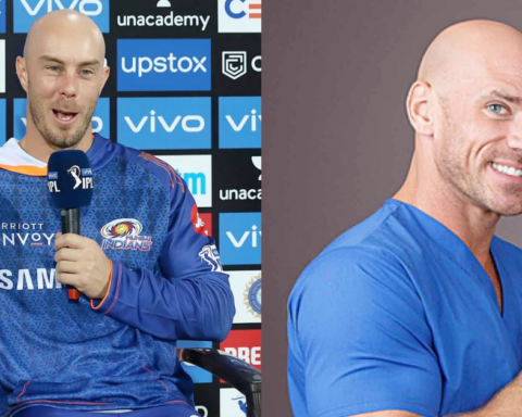 Chris Lynn, Johnny Sins, Ten Most Famous Cricketers And Their Doppelgangers