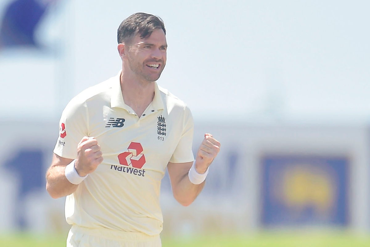 James Anderson, Test, Test Cricket