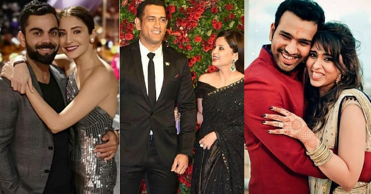 Indian Cricketers' Wife And Their Occupations
