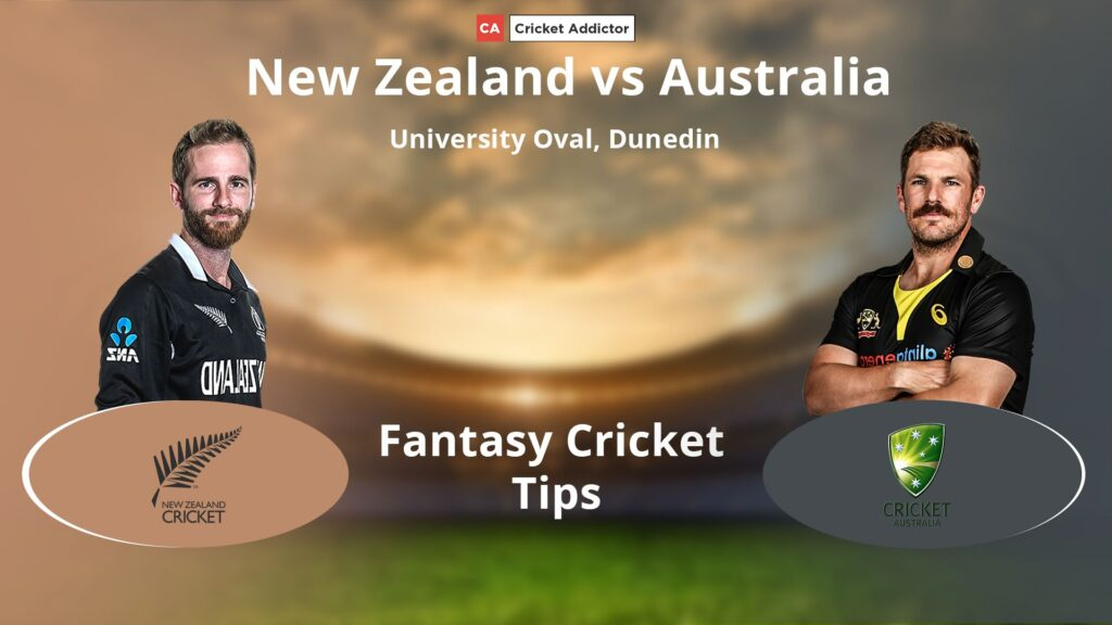 NZ vs AUS 2nd T20I Dream11 Prediction, Fantasy Cricket Tips, Playing XI, Pitch Report, Dream11 Team, Injury Update –Australia's tour of New Zealand 2021