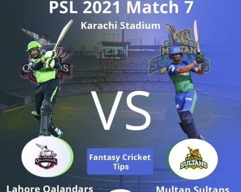 LAH vs MUL Dream11 Prediction, Fantasy Cricket Tips, Playing XI, Pitch Report, Dream11 Team, Injury Update – Pakistan Super League 2021