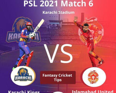 KAR vs ISL Dream11 Prediction, Fantasy Cricket Tips, Playing XI, Pitch Report, Dream11 Team, Injury Update – Pakistan Super League T20 2021