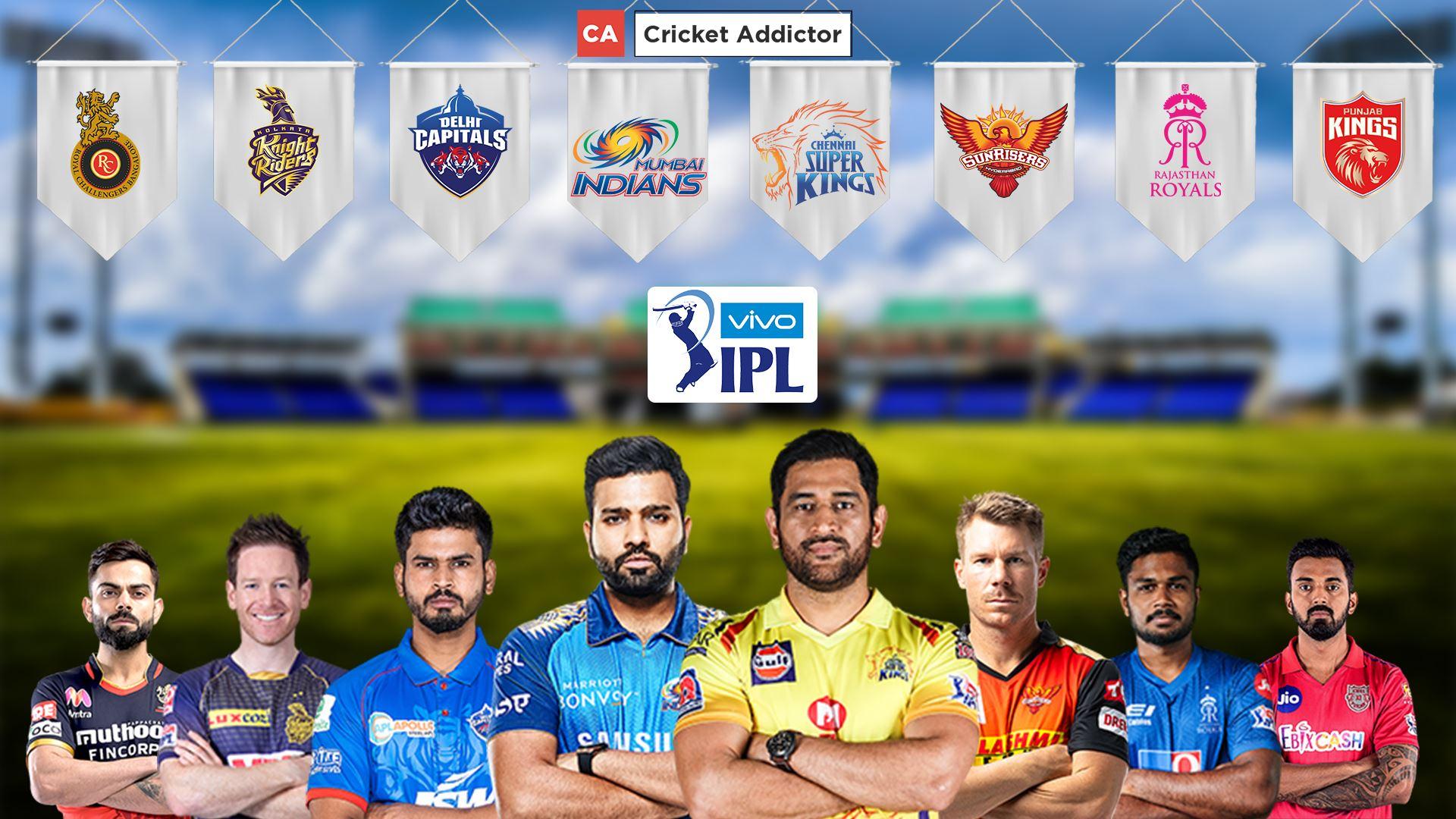 IPL 2021: Schedule, Date, Auction, Team List, Complete Squads, Venue