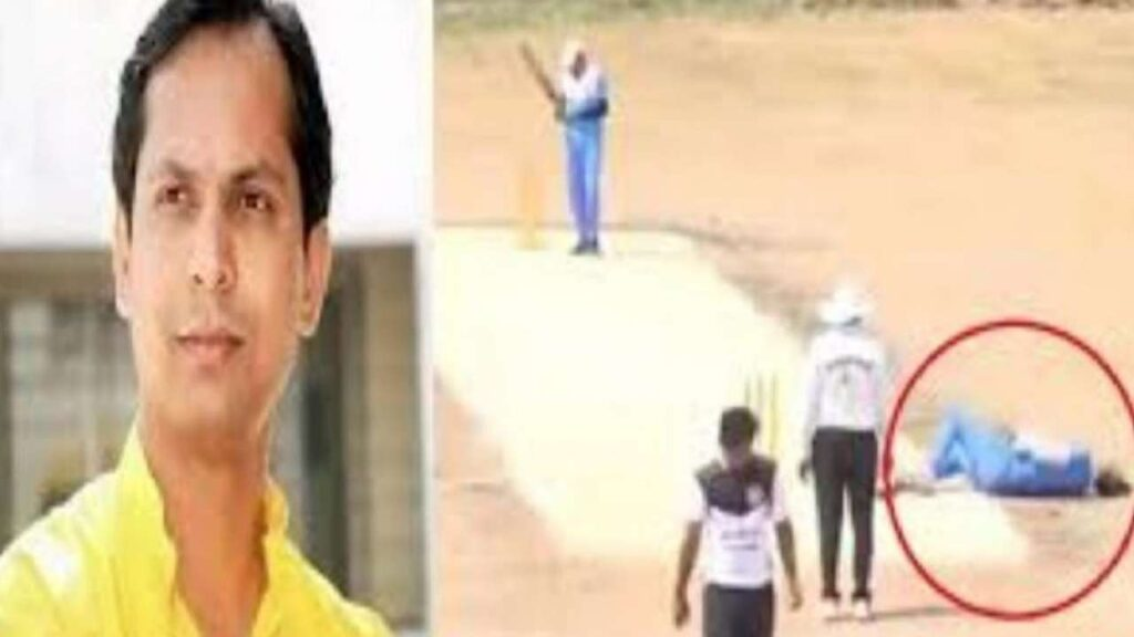 Cricketer dies during local tournament in Maharashtra