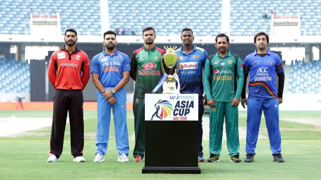 Asia Cup (Getty)