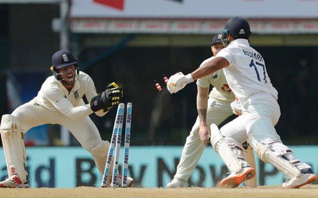 India, England, Ben Foakes