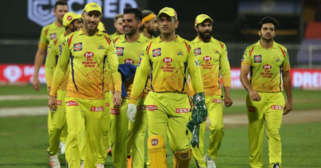 Chennai Super Kings CSK