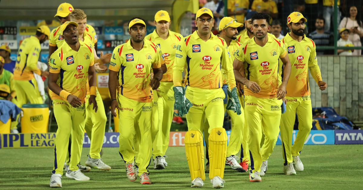 Chennai Super Kings (CSK) IPL 2021 Auction