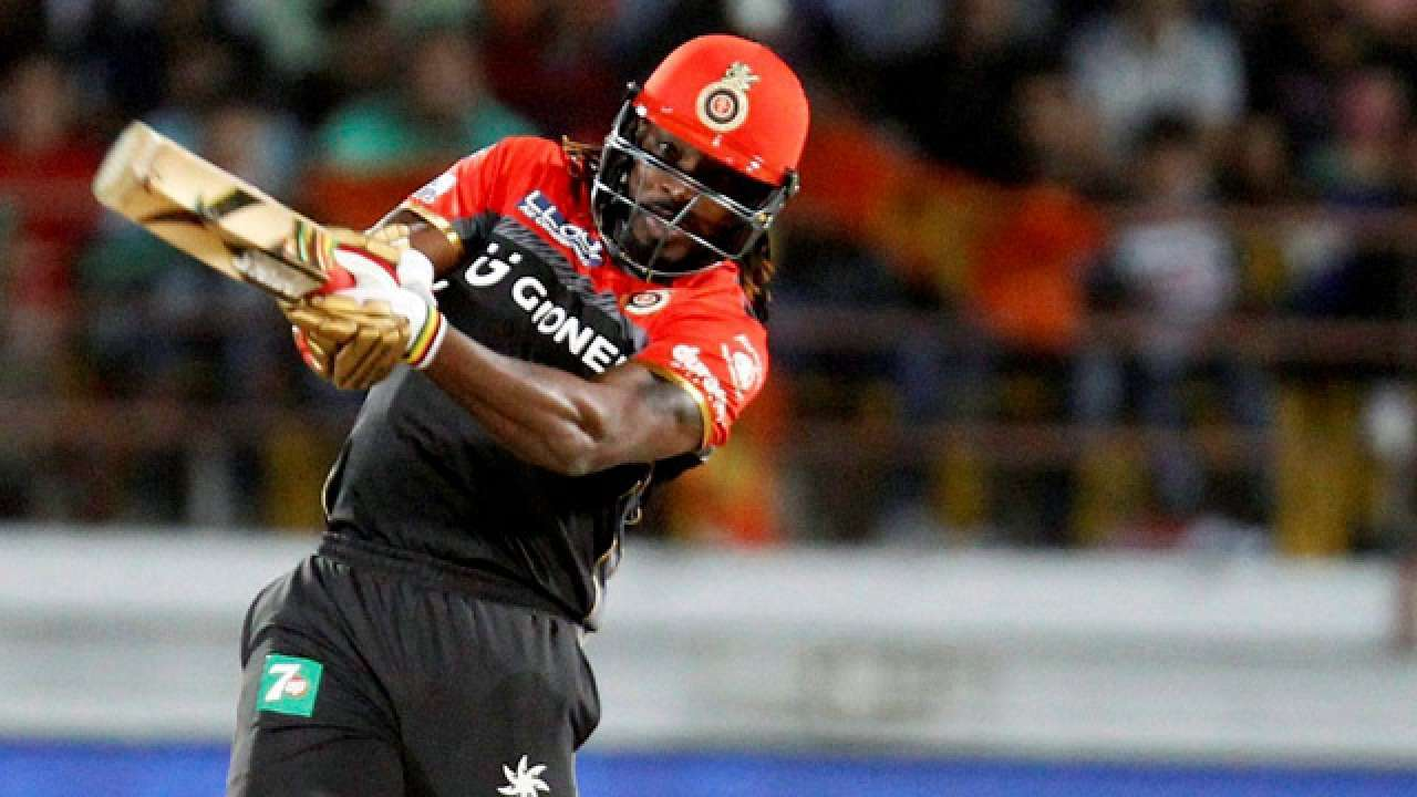 Chris Gayle, Royal Challengers Bangalore, IPL
