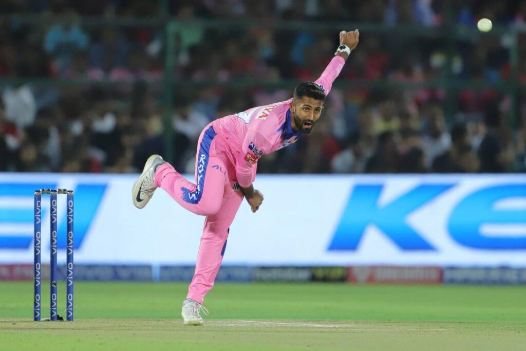 Shreyas Gopal, Rajasthan Royals, IPL