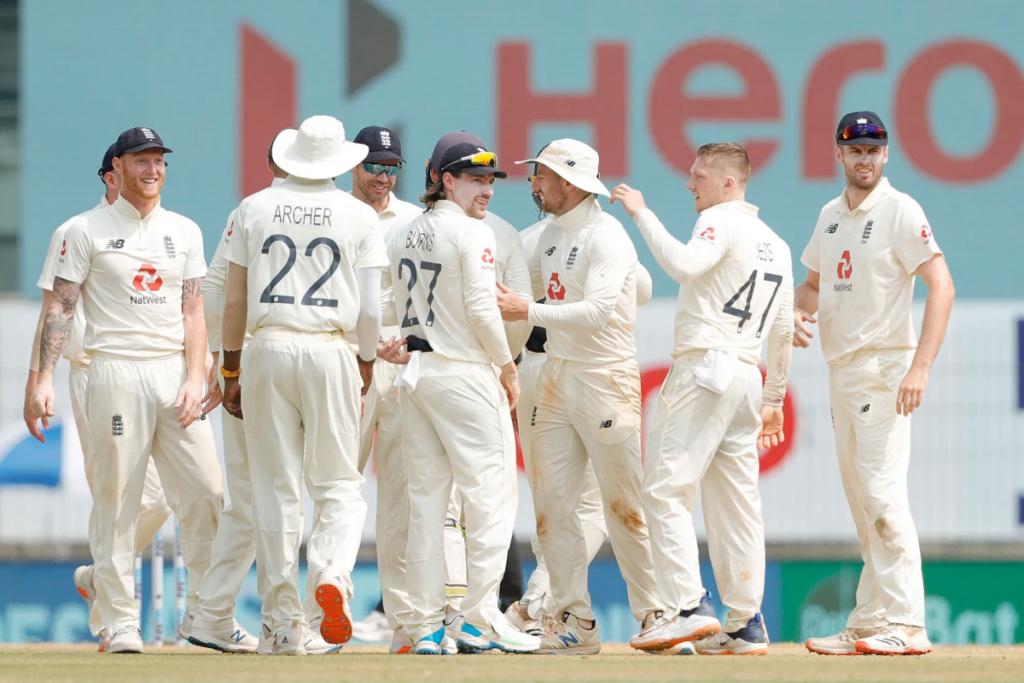 England, India versus England 2021