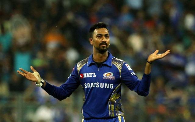 Reports: Krunal Pandya And Prasidh Krishna To Get Maiden India Call-Up For England ODIs