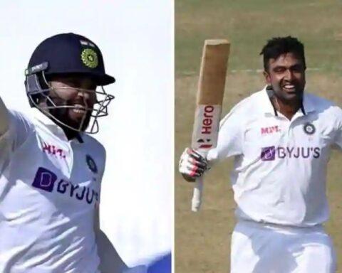 Ravichandran Ashwin and Mohammed Siraj Credits: BCCI