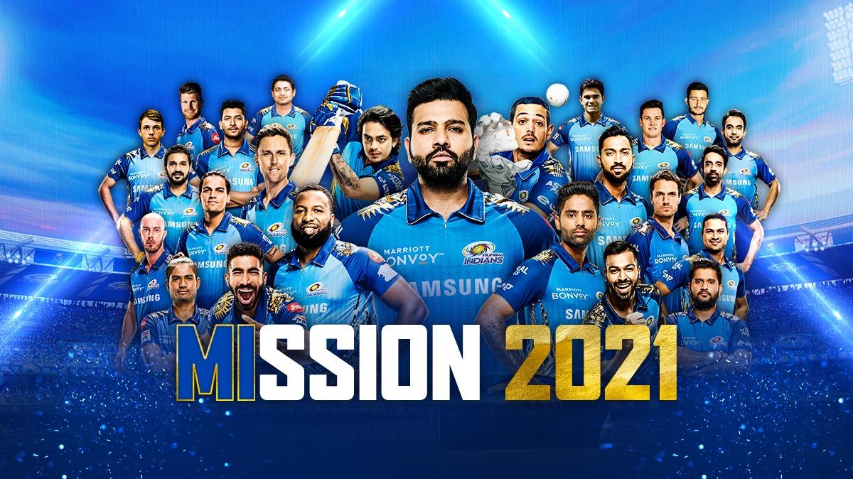 Mumbai Indians, IPL 2021 Auction