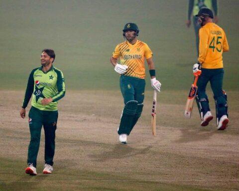 Pakistan, South Africa