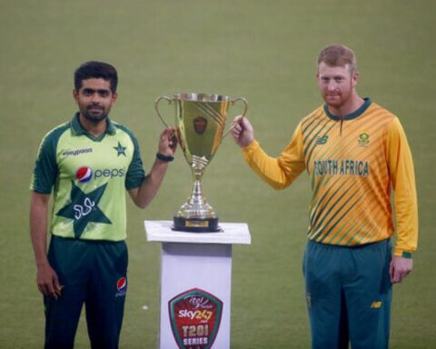 Pakistan, South Africa