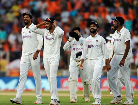 Team India, ICC Test Team Rankings