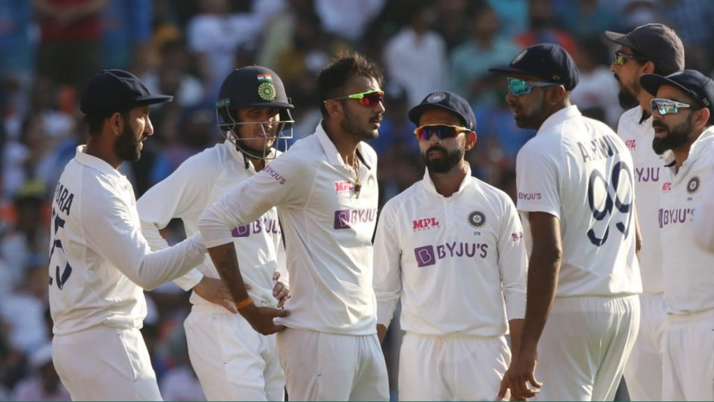 India vs England 2021, 3rd Test: Day 1 – Rohit Sharma And Virat Kohli Controlled Late Moment Of The Day After Axar Patel's 6 Wickets