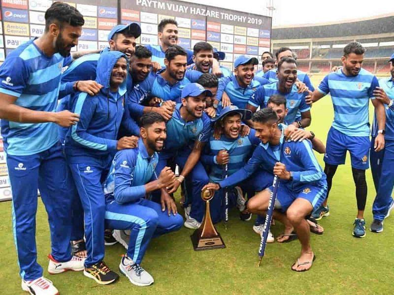 Vijay Hazare Trophy Dream11 Prediction Fantasy Cricket Tips Dream11 Team