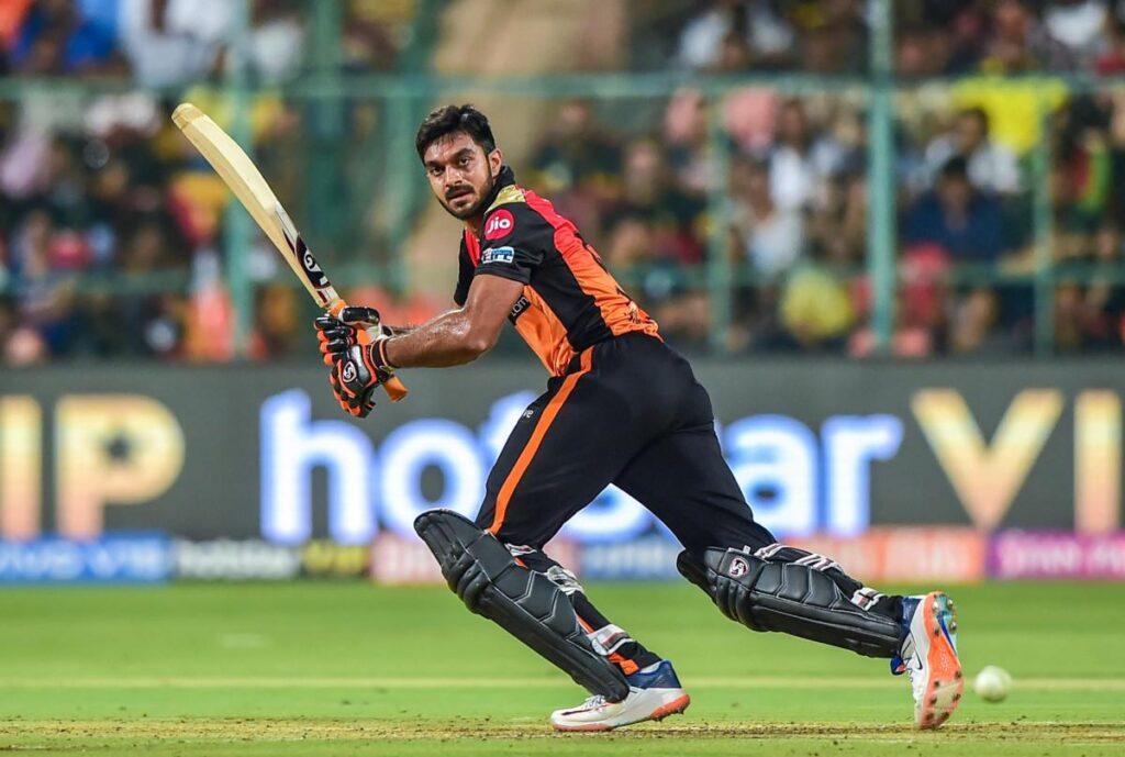 Vijay Shankar, IPL 2021, SRH, SunRisers Hyderabad, SRH vs KKR, predicted XI