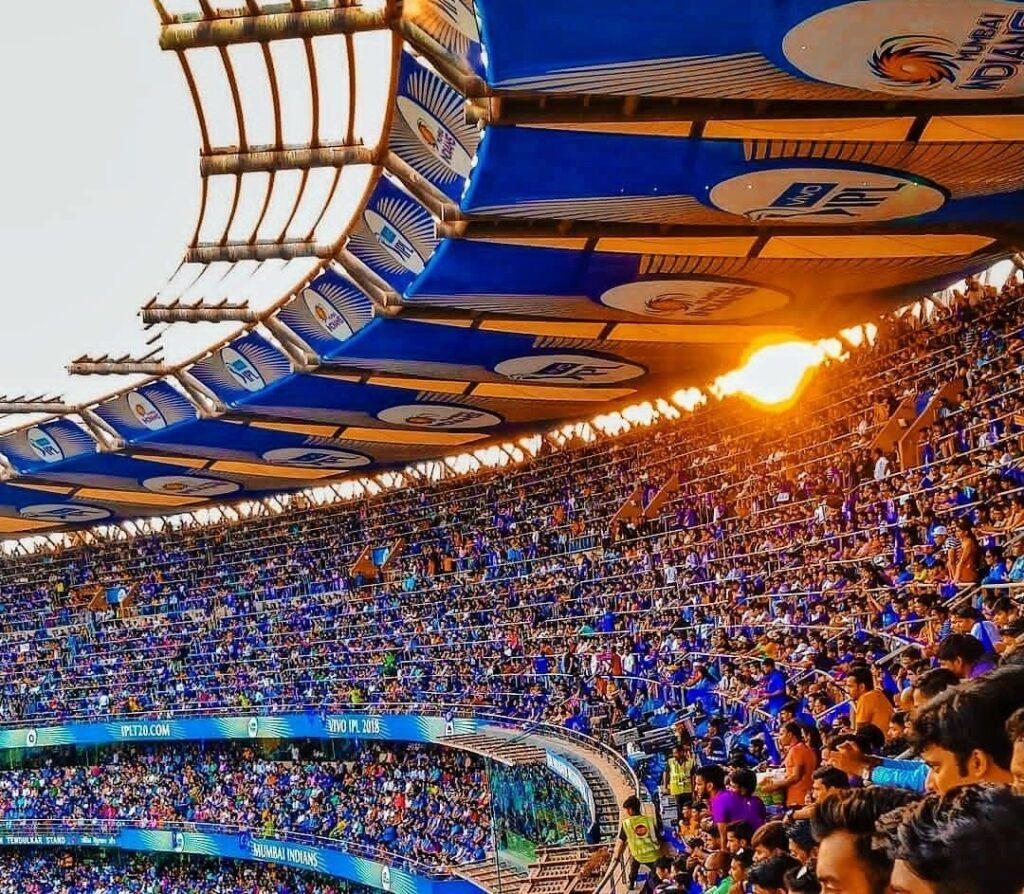 Wankhede Stadium (Twitter)