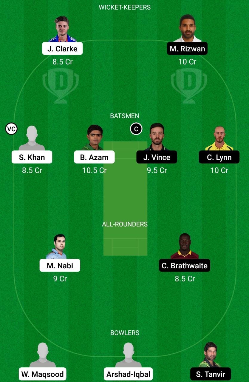 KAR vs MUL Dream11 Prediction Fantasy Cricket Tips Dream11 Team Pakistan Super League