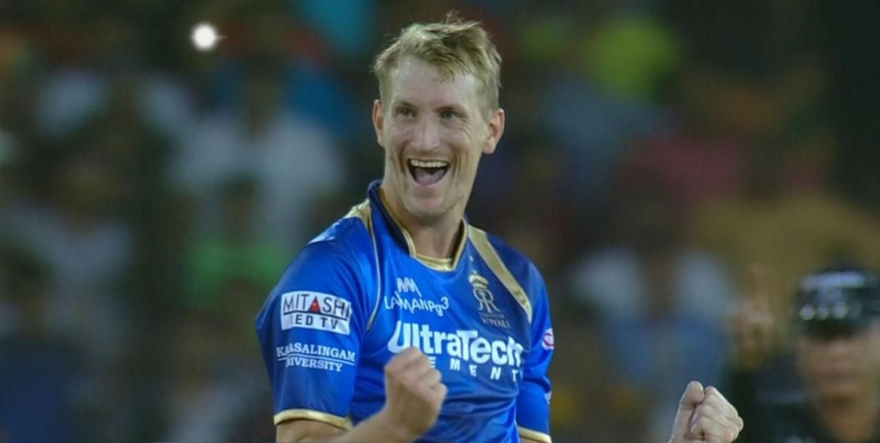 Chris Morris for Rajasthan Royals