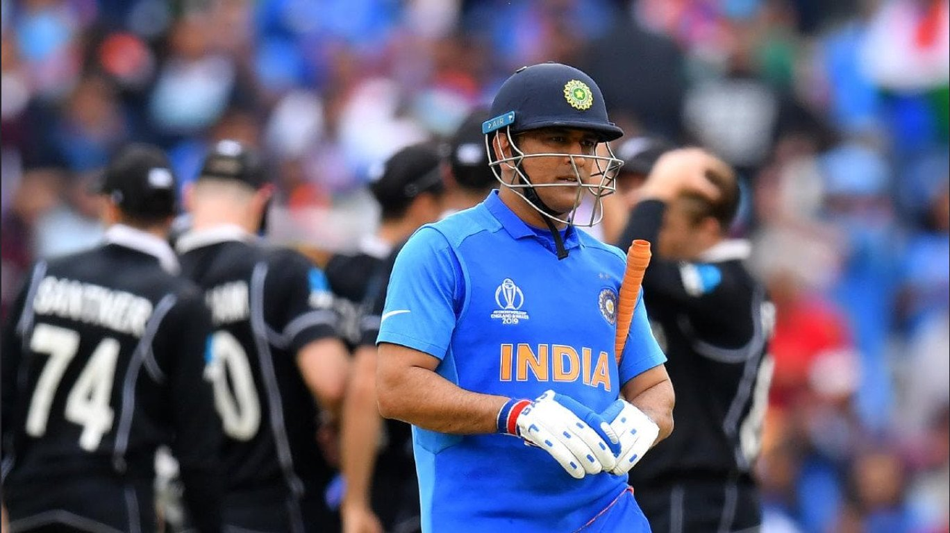 MS Dhoni. Credits: Getty Images