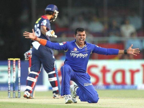 Sreesanth, IPL