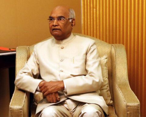 President of India Ramnath Kovind