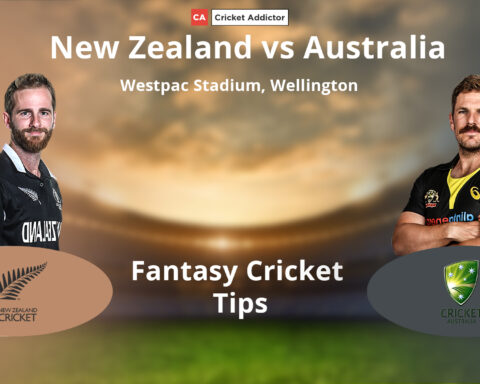New Zealand vs Australia Dream11 Prediction, Fantasy Cricket Tips, Playing XI, Pitch Report, Dream11 Team, and Injury Update.
