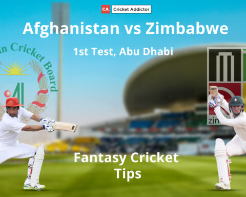 AFG vs ZIM Dream11 Prediction, Fantasy Cricket Tips, Playing XI, Pitch Report, Dream11 Team, Injury Update – Afghanistan vs Zimbabwe