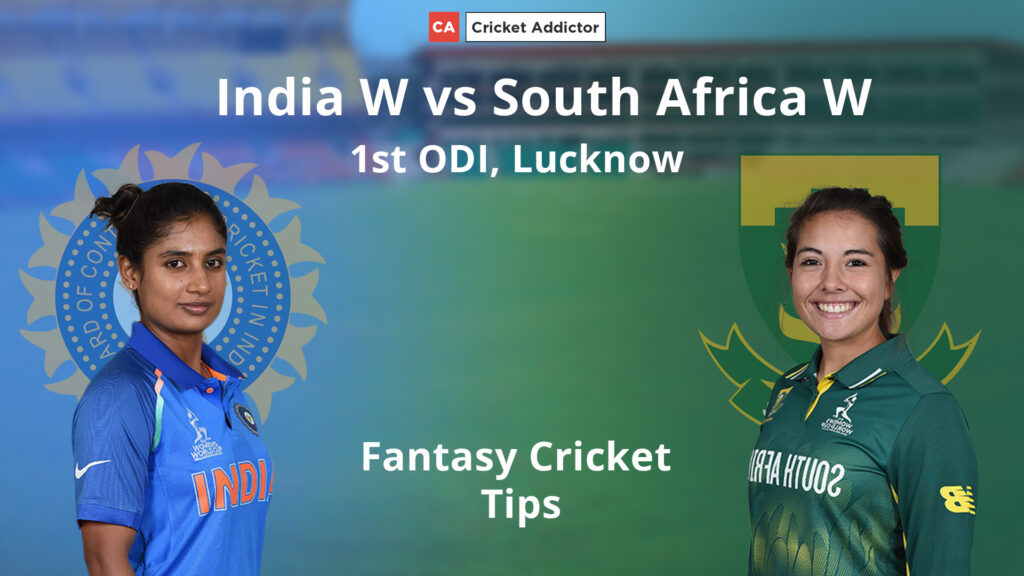 India Women vs South Africa Women Dream11 Prediction, Fantasy Cricket Tips, Playing XI, Pitch Report, Dream11 Team, Injury Update.