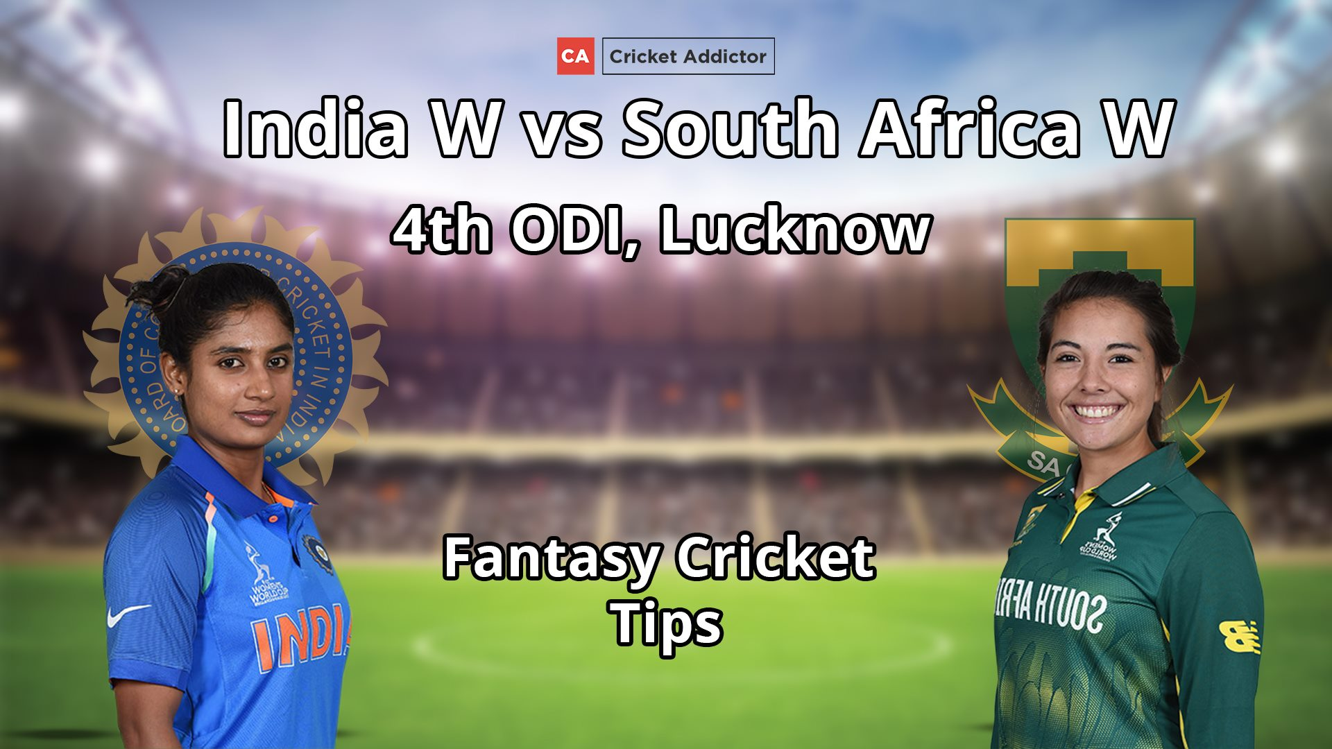 Indian Women vs South Africa Women Dream11 Prediction, Fantasy Cricket Tips, Playing XI, Pitch Report, Dream11 Team, Injury Update.