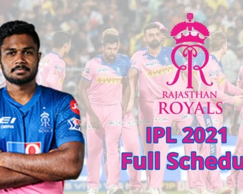 IPL 2021: Complete Schedule Of Rajasthan Royals (RR) For The Tournament