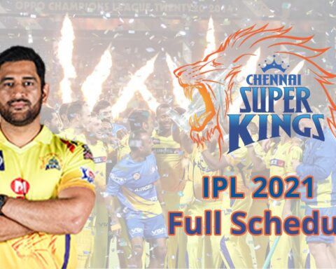 IPL 2021: Complete Schedule Of Chennai Super Kings (CSK) For The Tournament