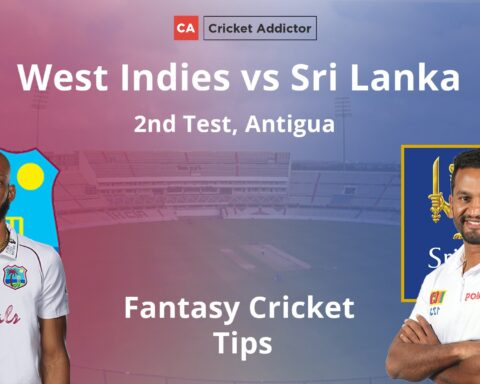 West Indies vs Sri Lanka 2nd Test Dream11 Prediction, Fantasy Cricket Tips, Playing XI, Pitch Report, Dream11 Team, and Injury Update.