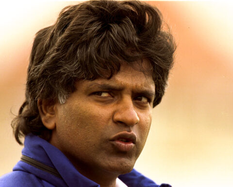 Arjuna Ranatunga , Sri Lankan Cricket