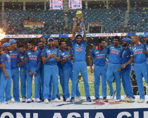 Asia Cup, Ehsan Mani