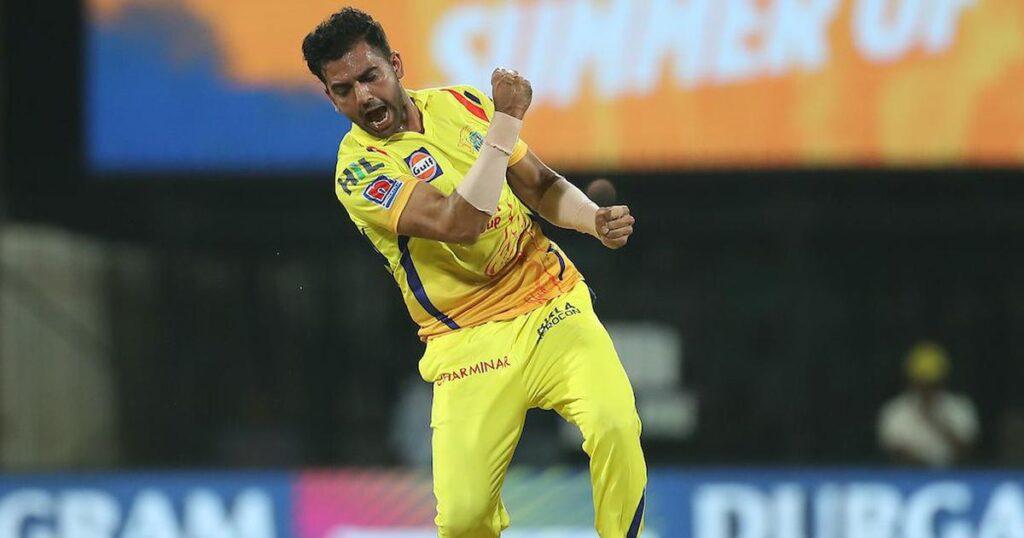 Deepak Chahar, IPL 2021, Chennai Super Kings, CSK, predicted to play XI, play XI, CSK vs RR