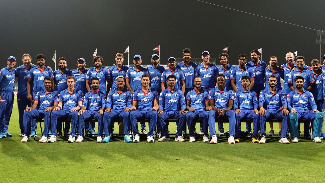 Team Delhi Capitals (DC)