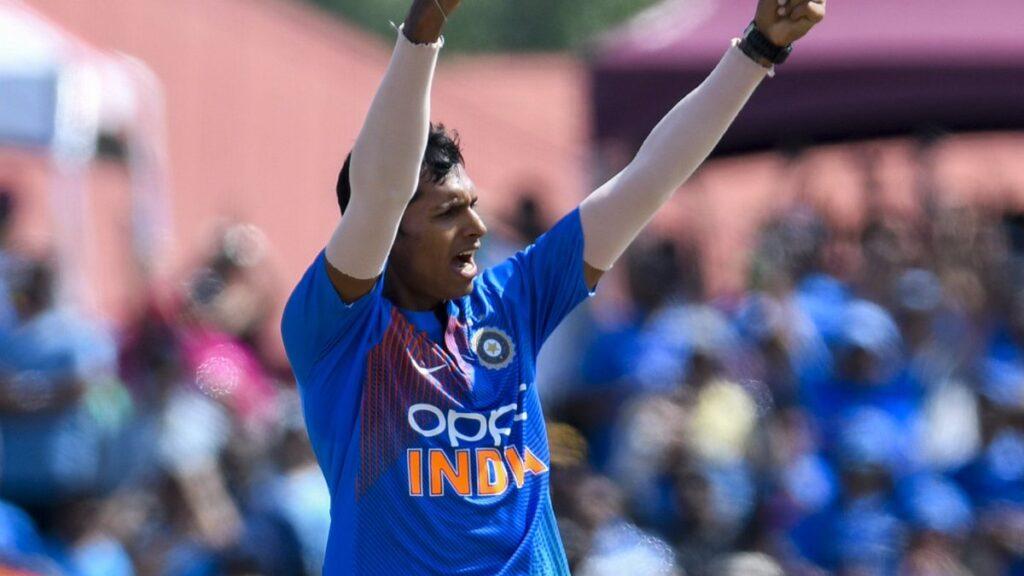 "Ishan Kishan Ishan Kishan Becomes 7th Indian Player To Win ""Man of the Match"" Award On T20I Debut"