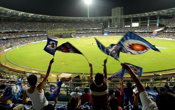 IPL Wankhede Stadium (Twitter)