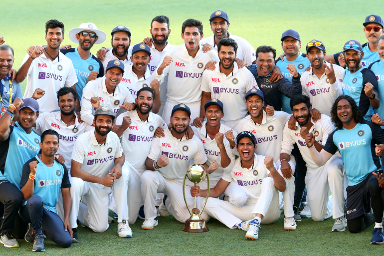 Team India, Border Gavaskar Trophy 2020-21