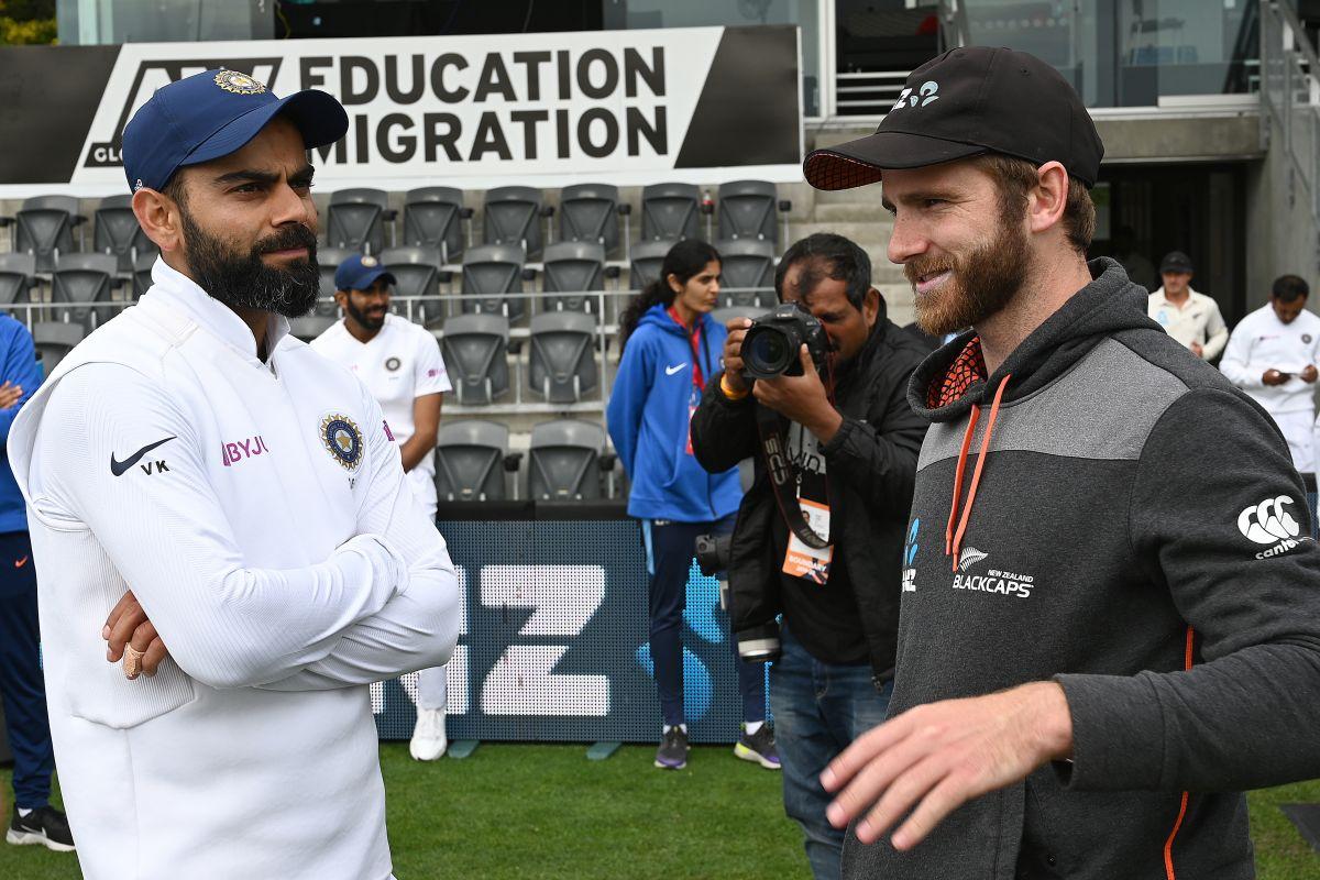 India, New Zealand, Kane Williamson, Virat Kohli