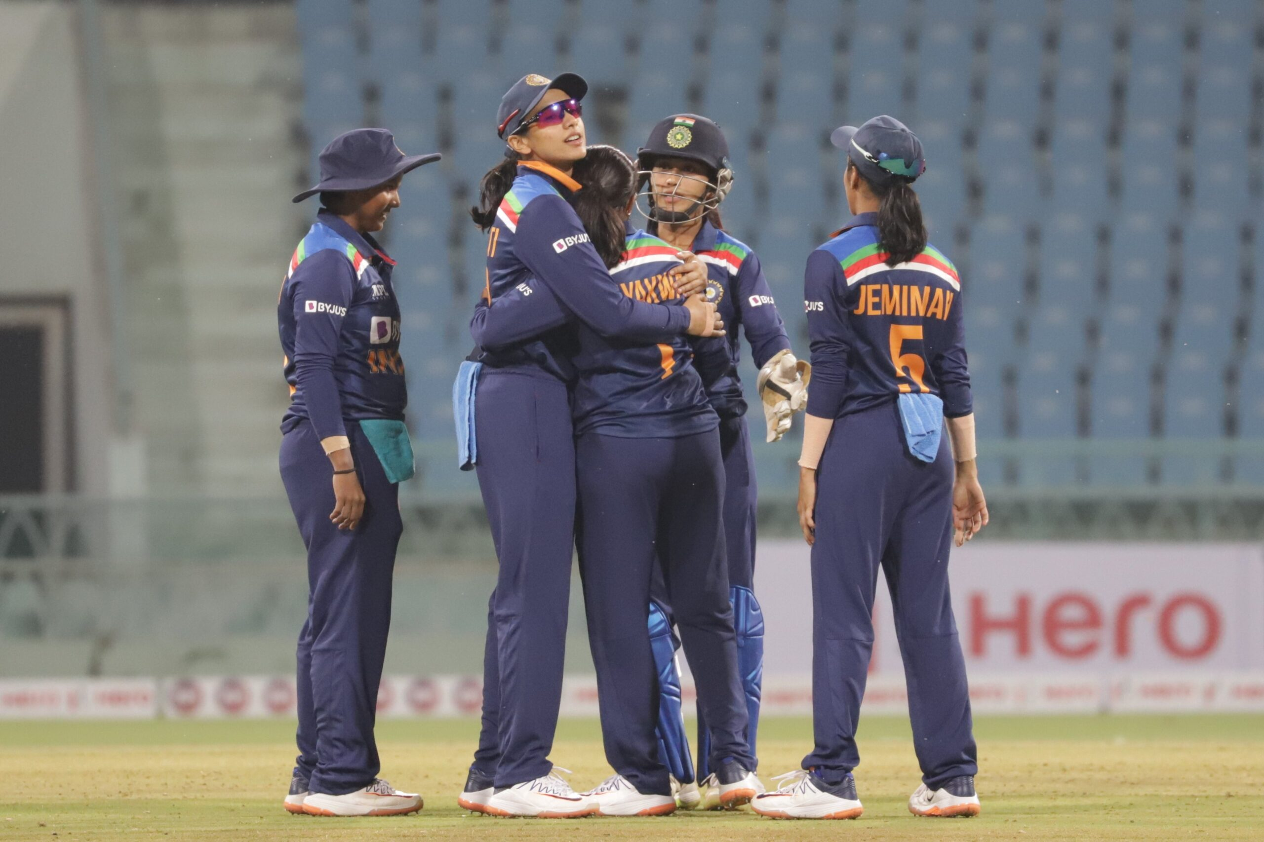 Smriti Mandhana, India Women