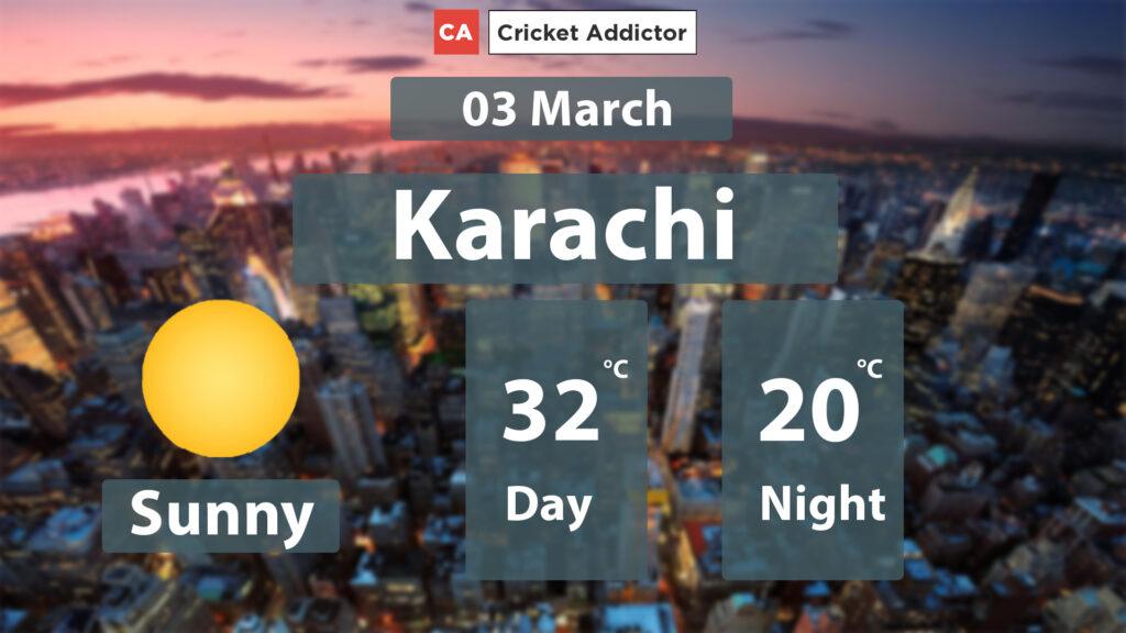 PSL 2021, Quetta Gladiators, Multan Sultans, Weather Forecast, Field Report, Karachi