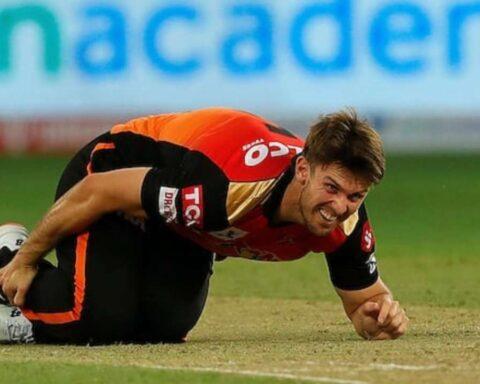 Mitchell Marsh, IPL