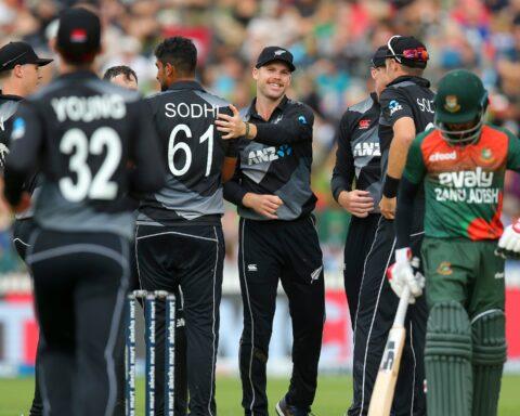 New Zealand vs Bangladesh T20I