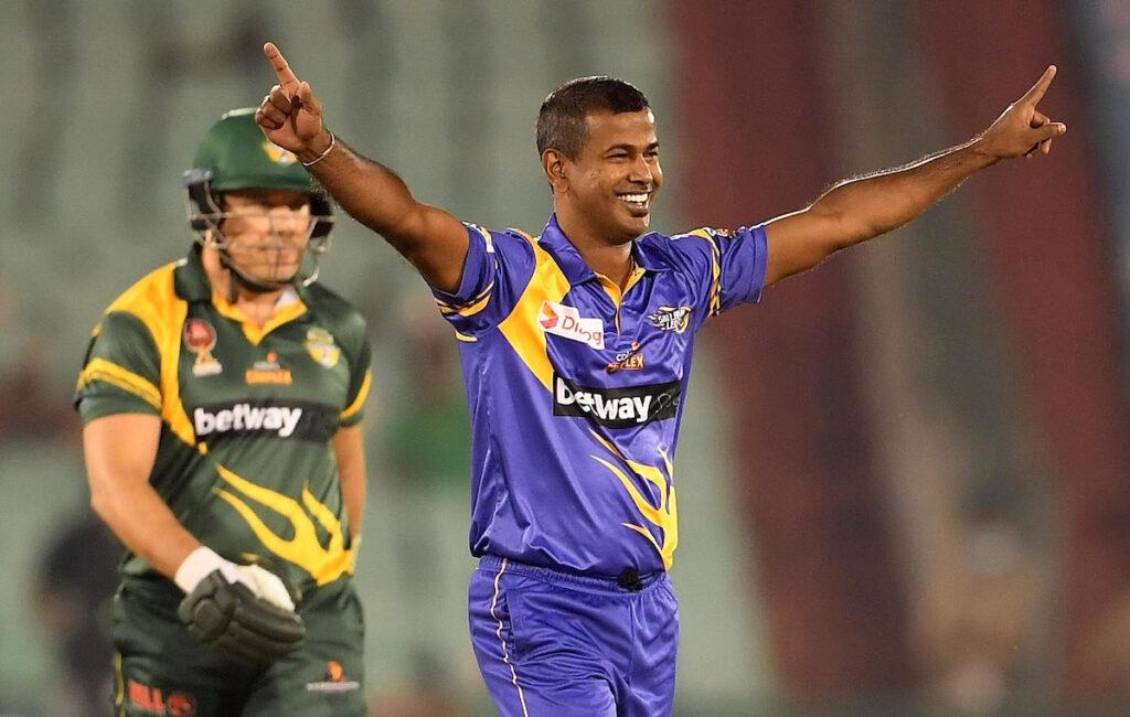 Sri Lanka Legends, South Africa Legends, Nuwan Kulasekara, Road Safety World Series, semi-final